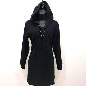 New York & Co. Sweater/Dress med.
